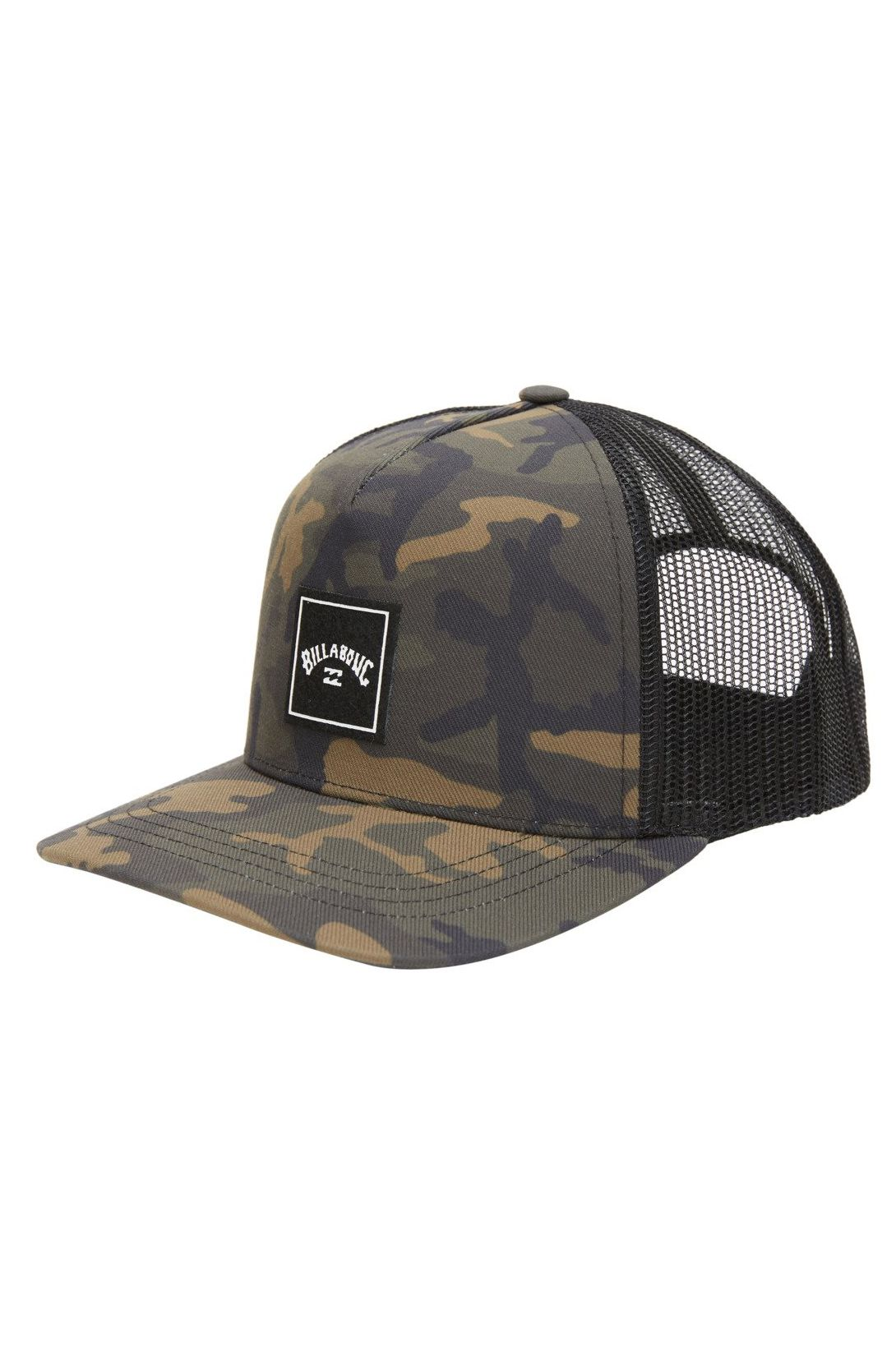 Bone Billabong STACKED TRUCKER Camo