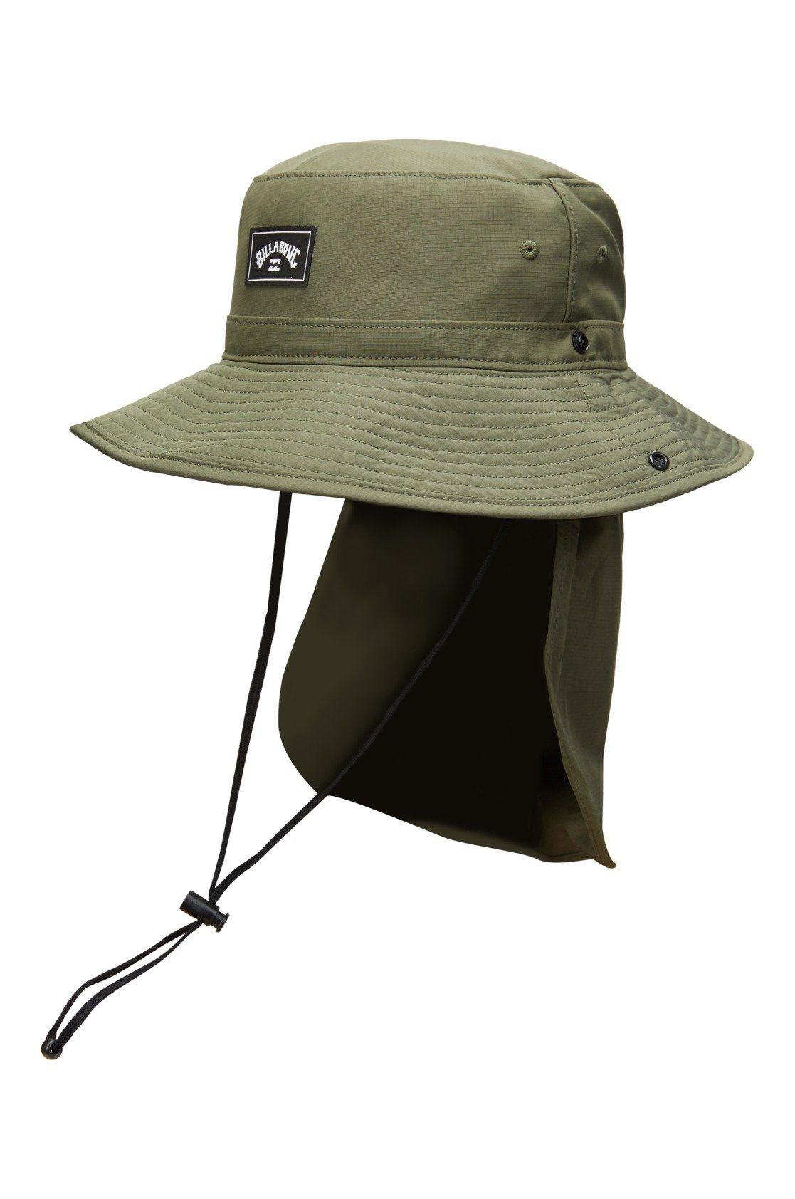 Chapeu Billabong ADIV BIG JOHN HAT ADVENTURE DIVISION Military