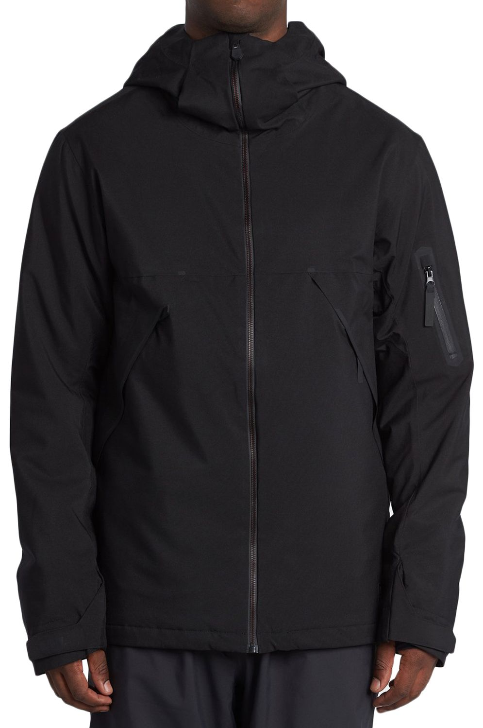 Blusão Billabong EXPEDITION Black