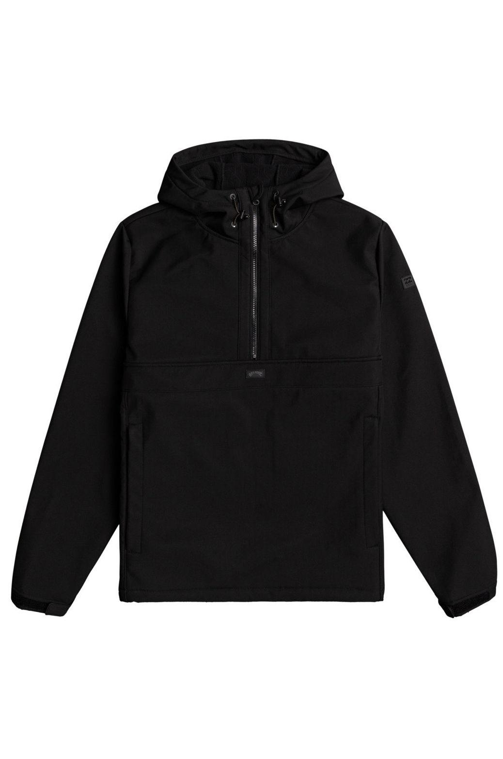 Billabong Jacket BOUNDARY GRAPHENE PO ADVENTURE DIVISION Black