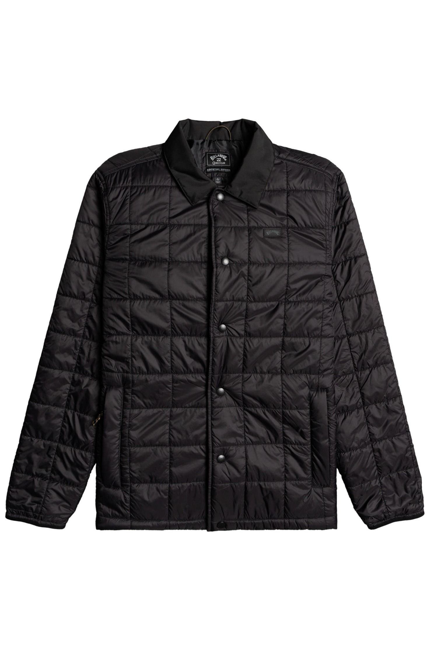 Billabong Jacket JOURNEY COACH JACKET ADVENTURE DIVISION Black