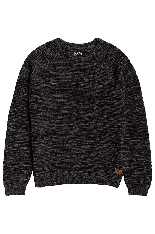 Camisola Billabong BROKE SWEATER Dark Grey Heath