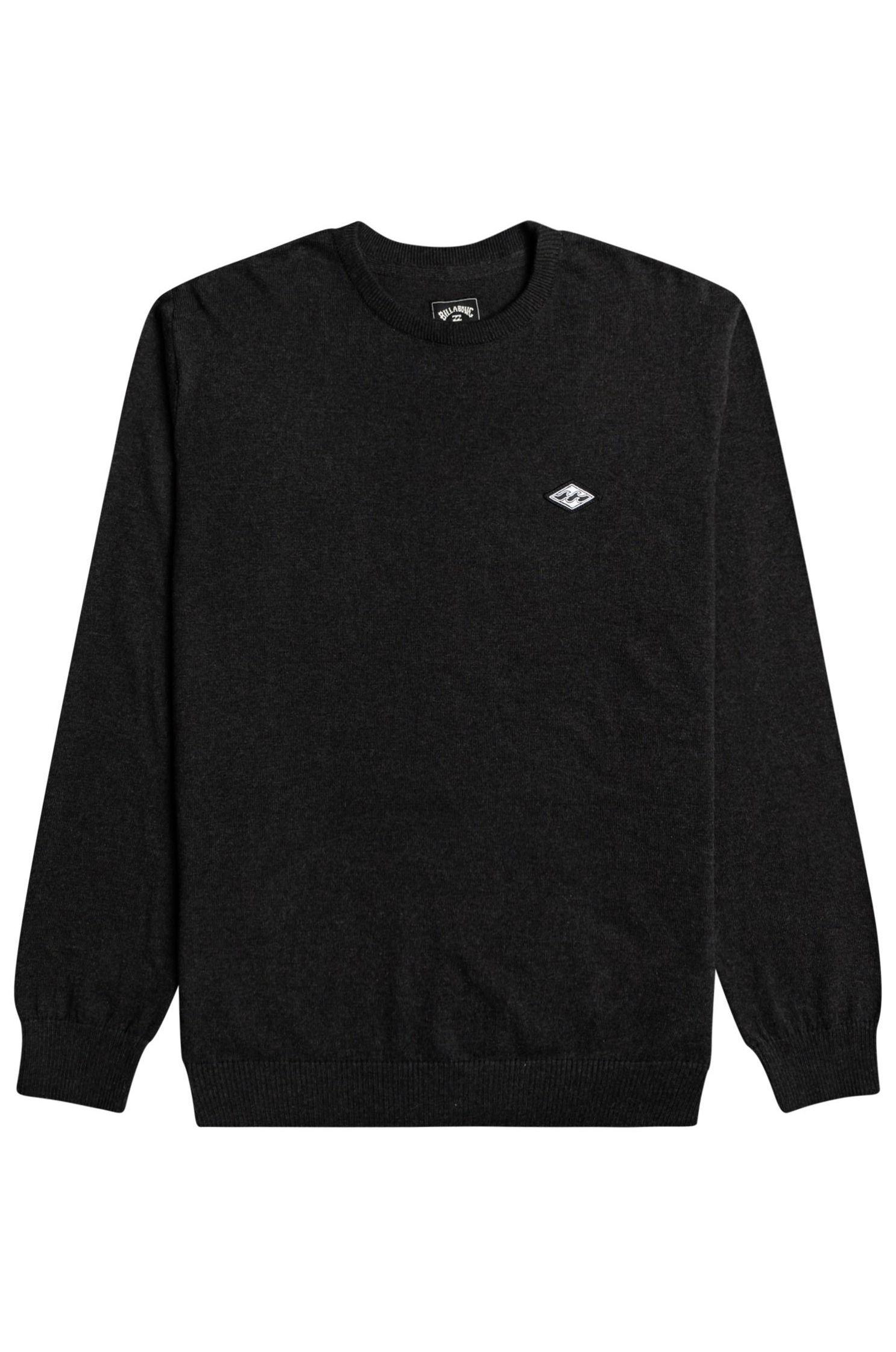 Billabong Sweater ALL DAY SWEATER Black Heather