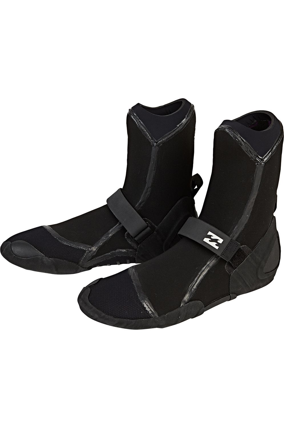Botas Neoprene Billabong 5 FURN CARB ULT RT Black