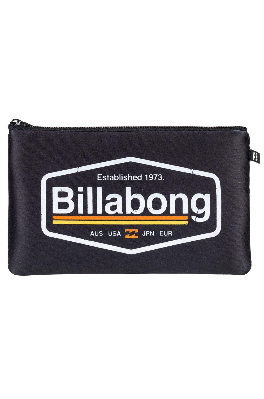 Estojo Billabong SHOREBREAK PENCIL CA Black