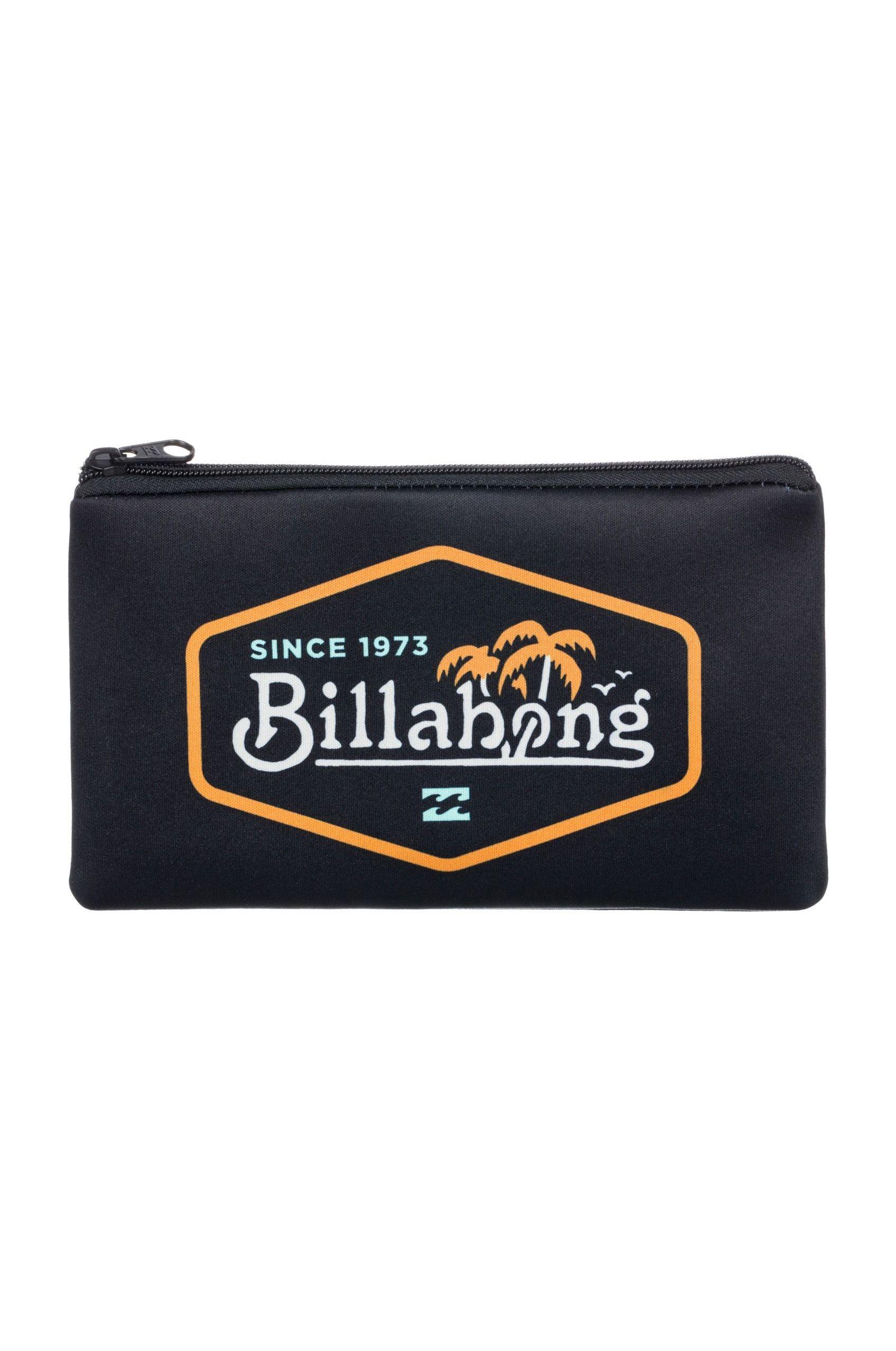 Billabong Pencil Case SHOREBREAK PENCIL CA Black