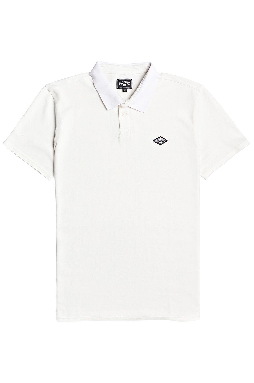 Billabong Polo    SKOOLED POLO PIQUE Off White
