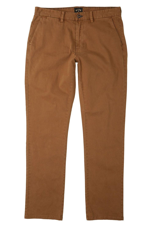 Billabong Pants 73 CHINO Rustic Brown
