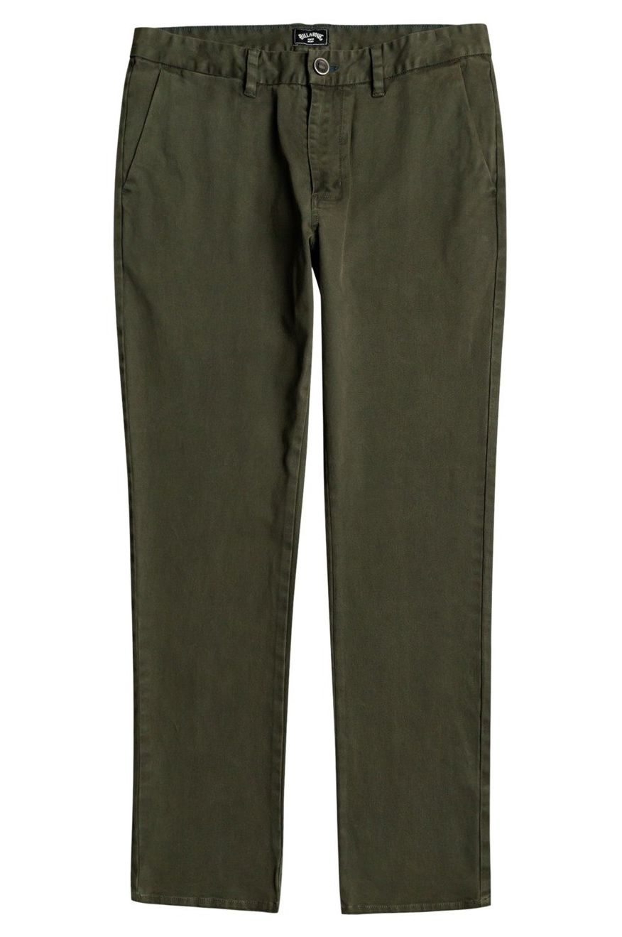 Billabong Pants 73 CHINO Dark Olive
