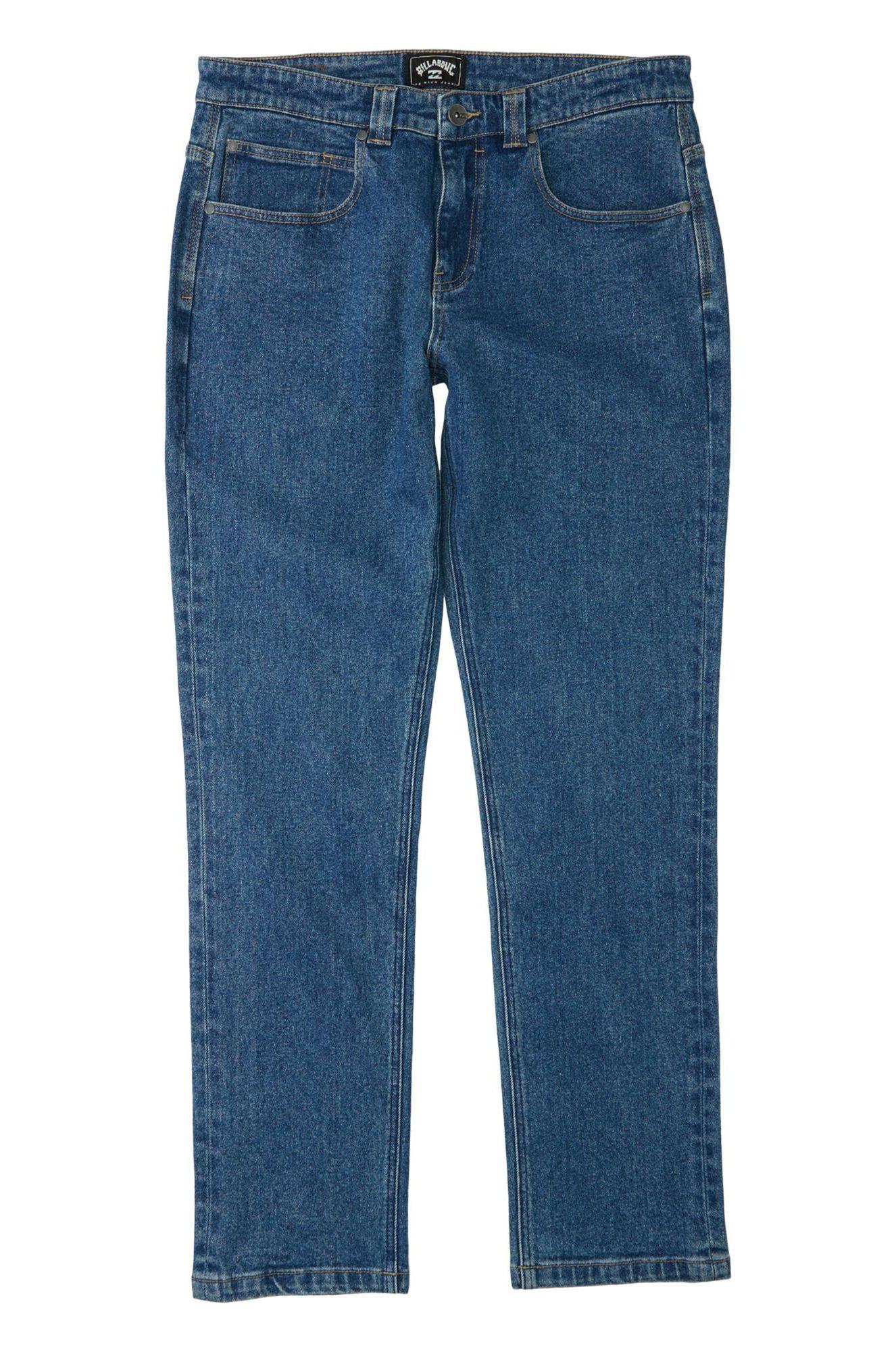 Billabong Pant Jeans 73 CLOUD NINE Ocean Wash