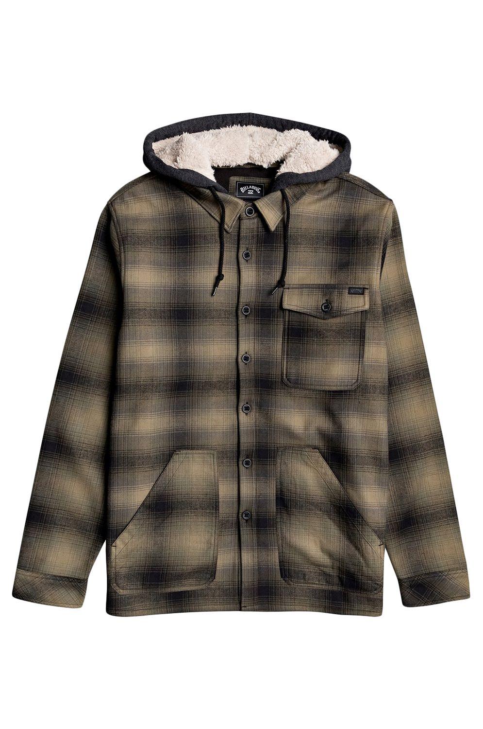 Camisa Billabong FURNACE BONDED ADVENTURE DIVISION Military