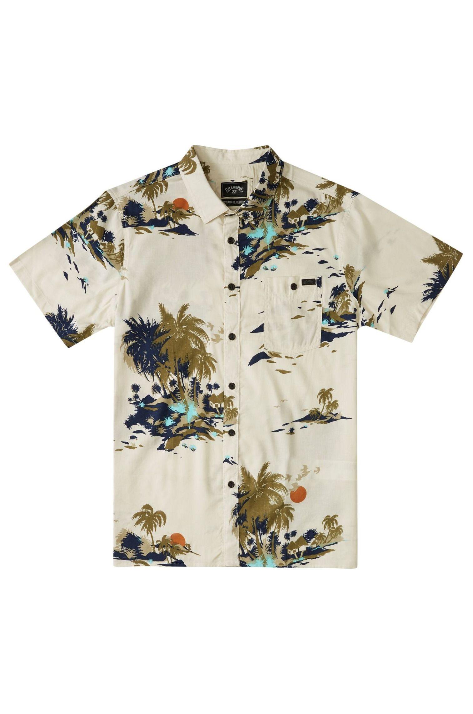 Billabong Shirt TREK SS ADVENTURE DIVISION Chino