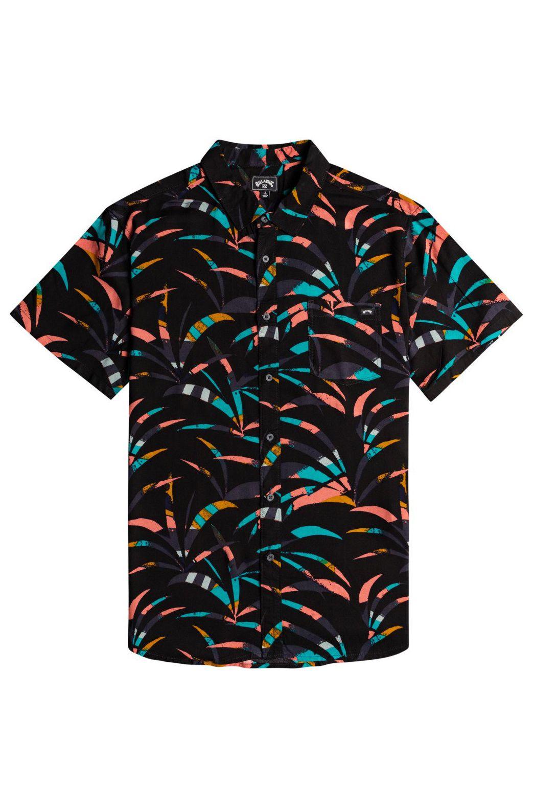 Billabong Shirt VACAY SS Black Coral