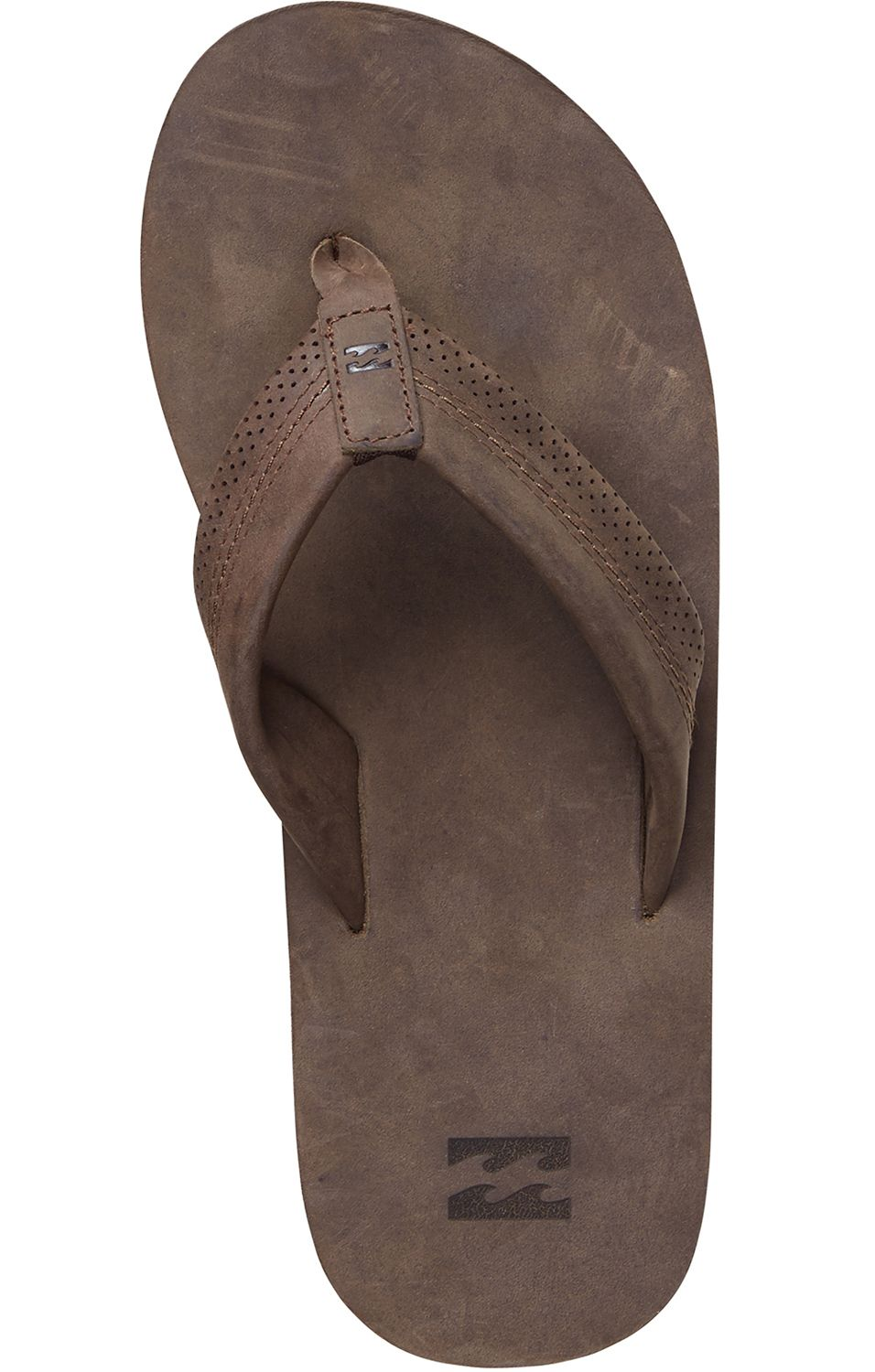 Billabong Sandals ALL DAY LEATHER Chocolate