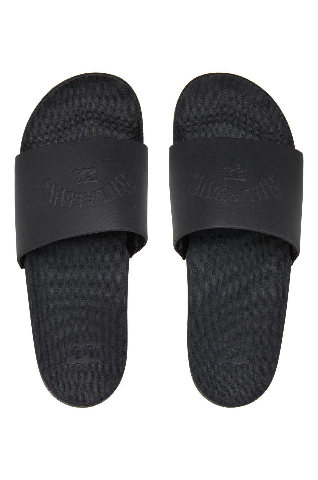 Billabong Sandals CUSH SLIDE Black