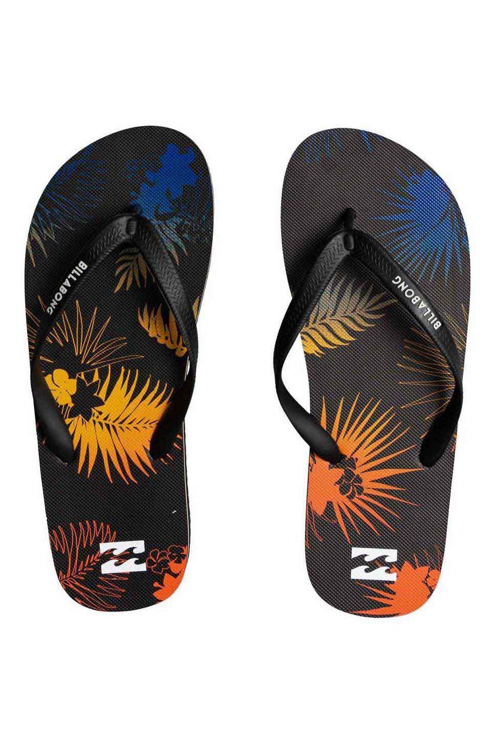 Billabong Sandals WAVES SPORTING GOOD PROGR. Black