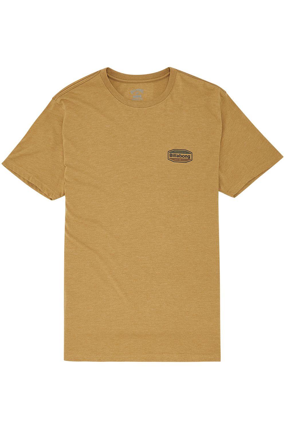 T-Shirt Billabong GOLD COAST Gold