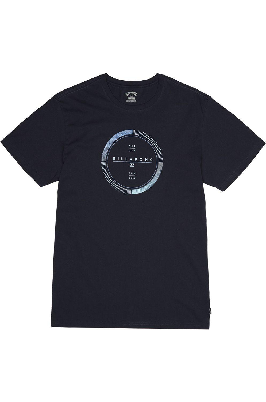 T-Shirt Billabong FULL ROTATOR Navy