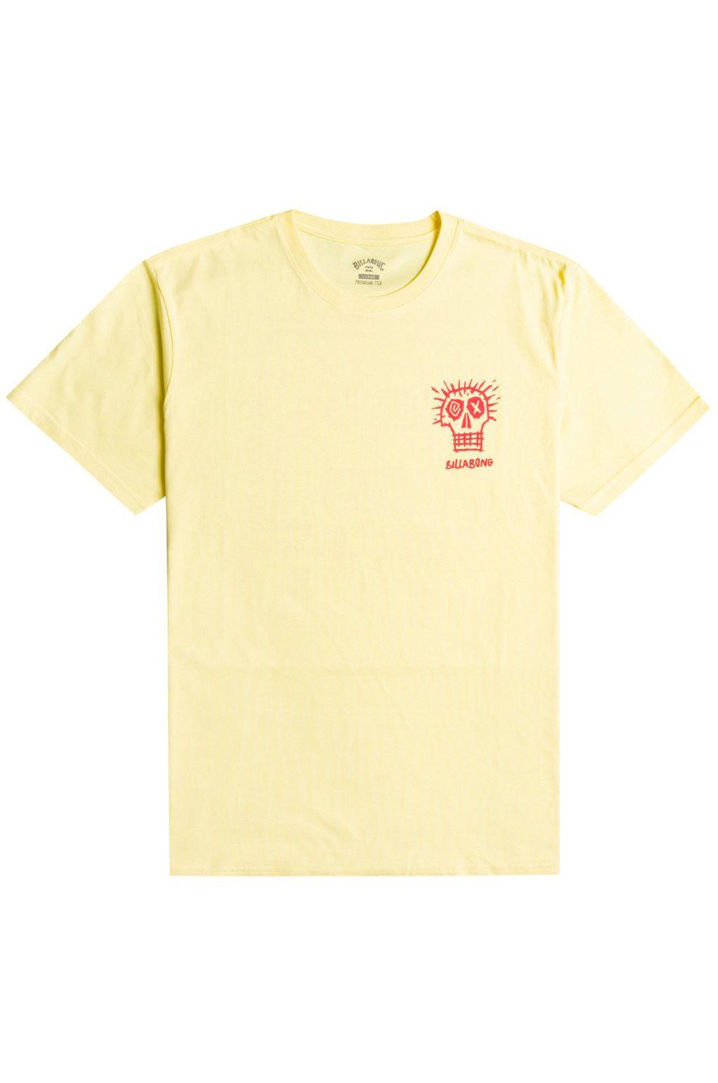 Billabong T-Shirt BAD BILLY SS Beeswax