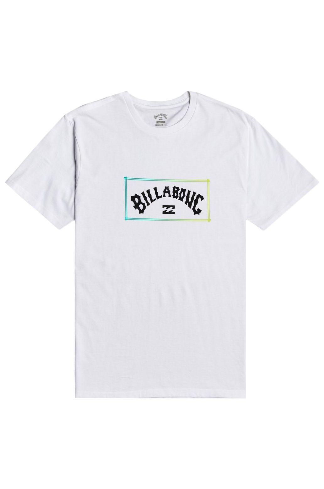 Billabong T-Shirt ARCH SS White