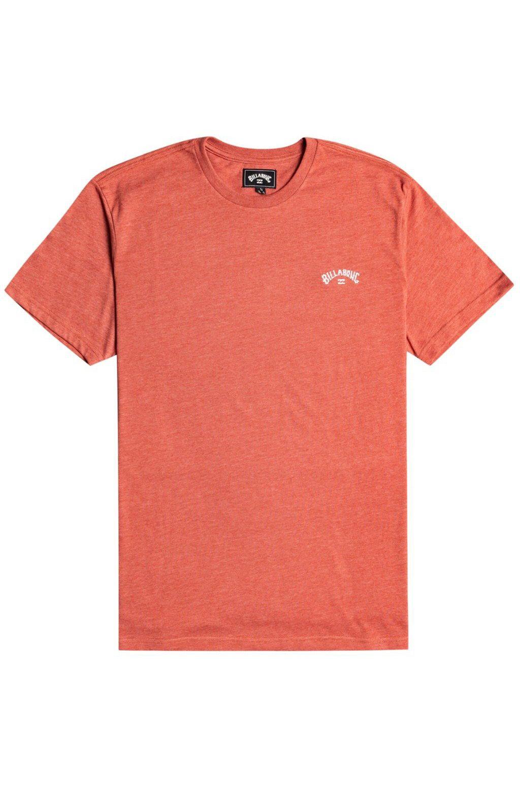 Billabong T-Shirt ALL DAY CREW SS Deep Red