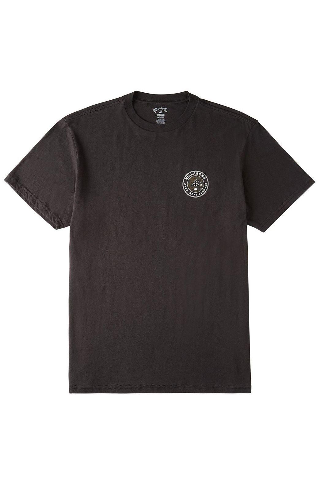T-Shirt Billabong AI FOREVER SS AI FOREVER Black Camo