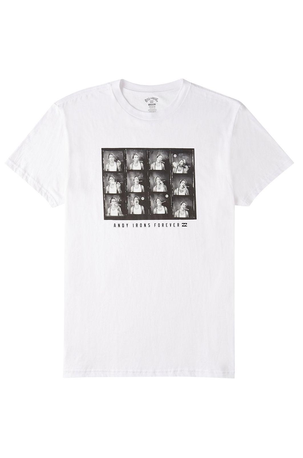 T-Shirt Billabong CIGAR SS AI FOREVER White