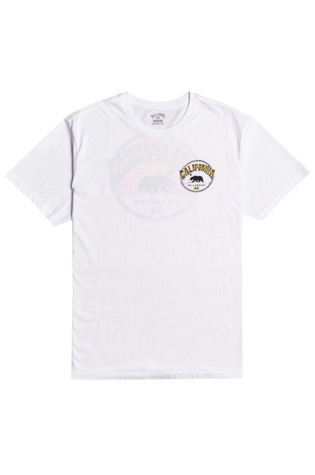 Billabong T-Shirt DREAMY PLACES SS White