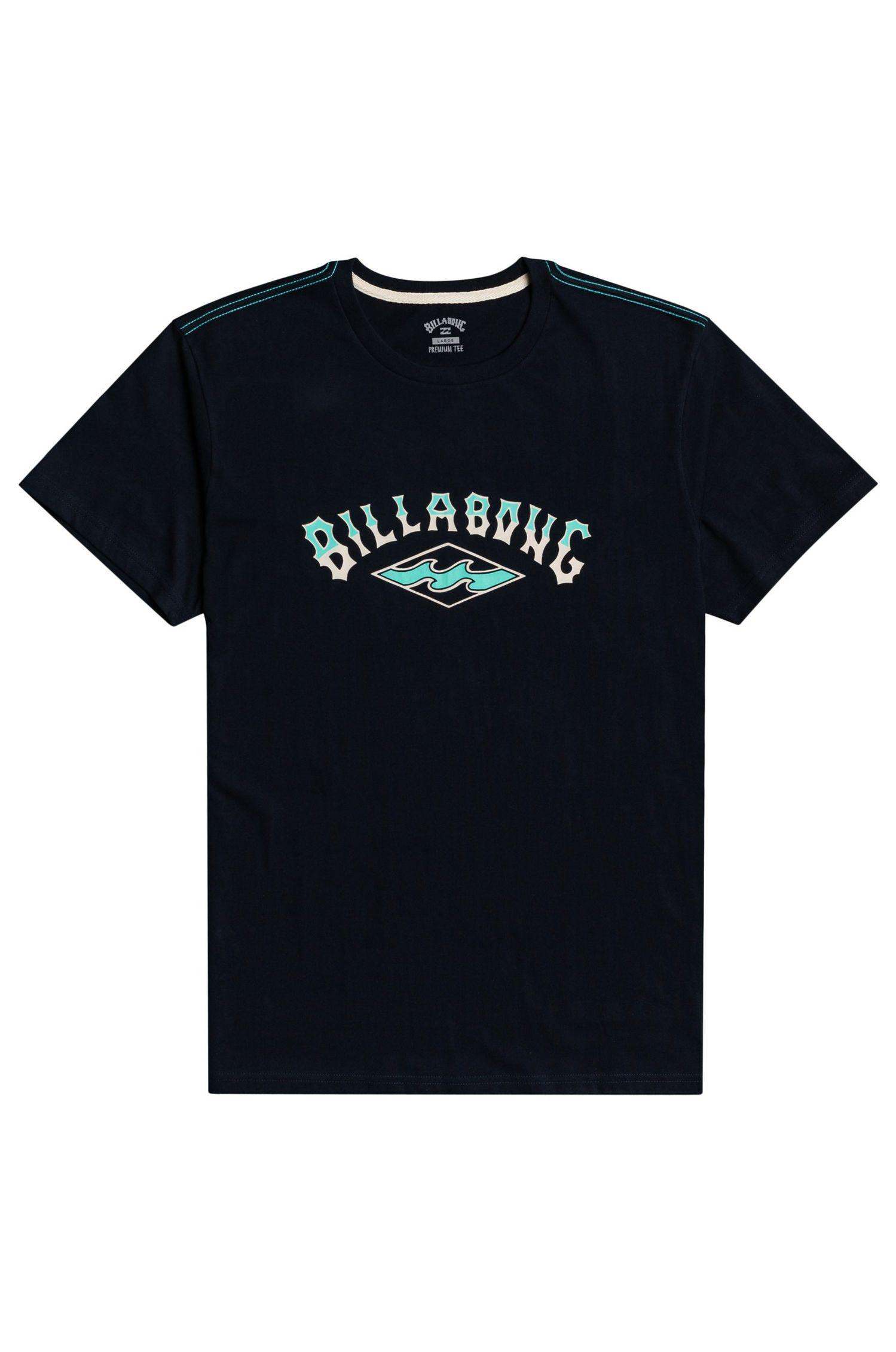 T-Shirt Billabong ARCH SS SPORTING GOOD PROGR. Navy