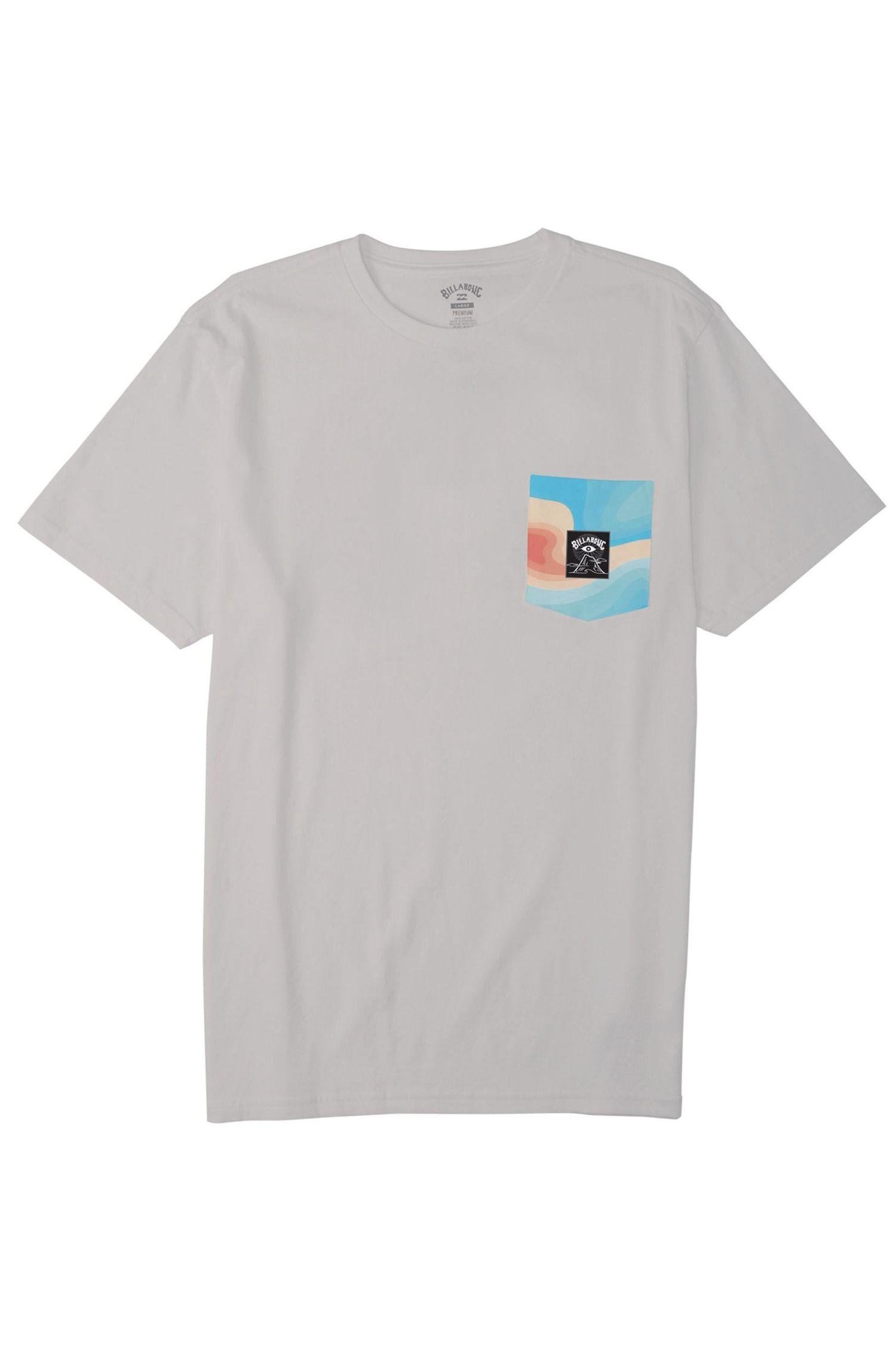 Billabong T-Shirt DESERT TRIP SS ADIV CHRIS BURKARD Chino