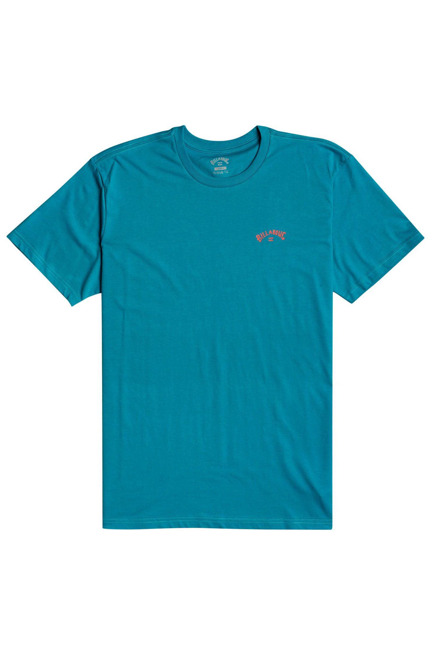 T-Shirt Billabong ARCH WAVE SS Teal