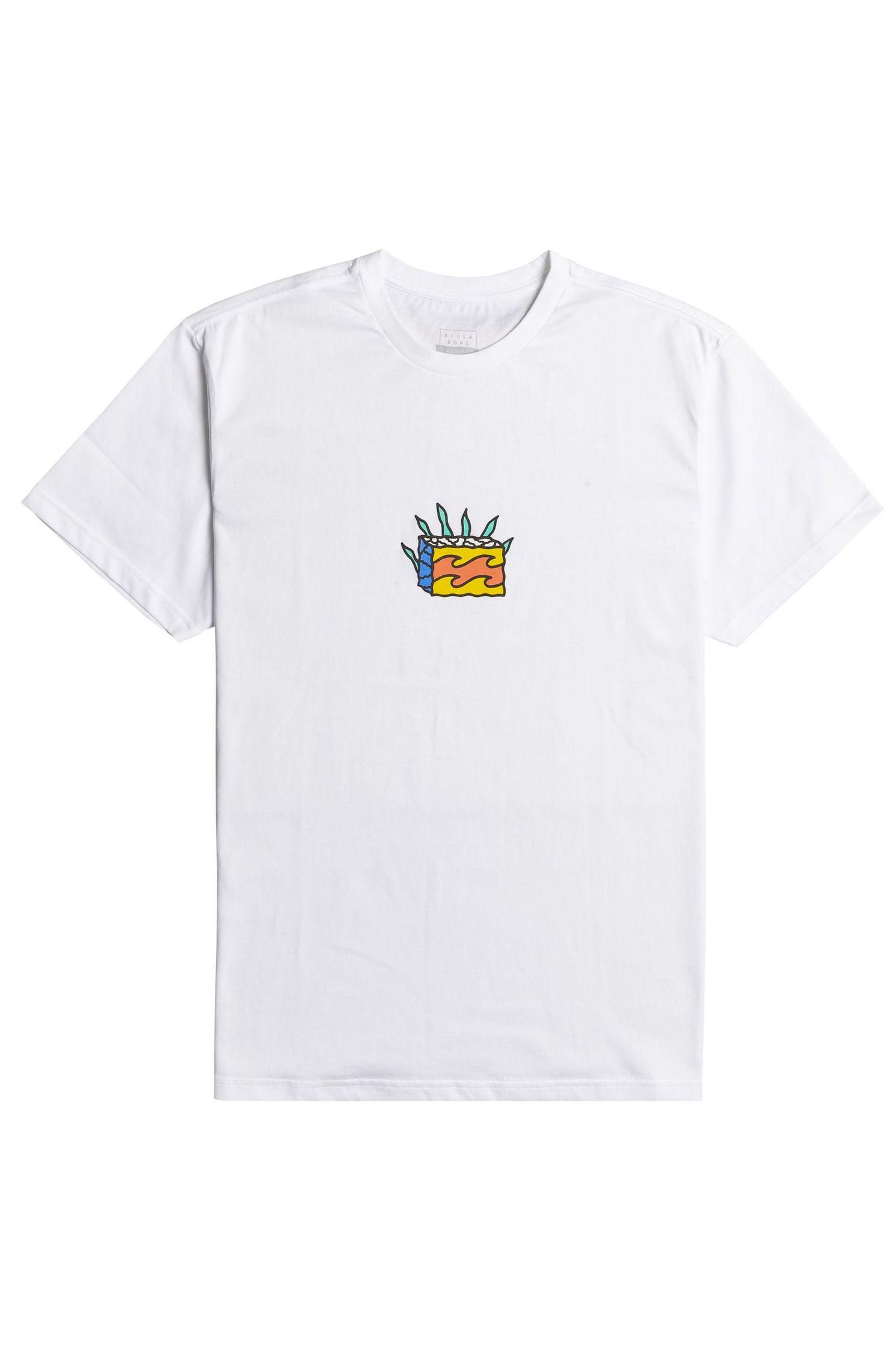 Billabong T-Shirt ELLIOT SS GALLERY White
