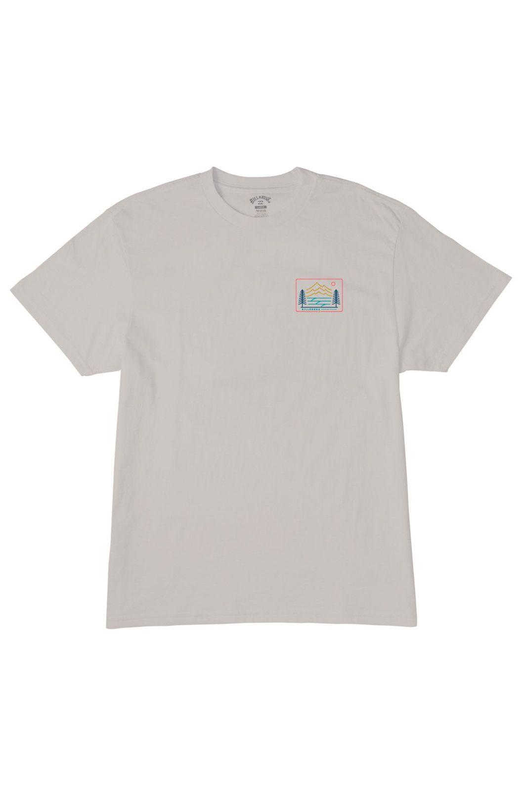 Billabong T-Shirt HWY 101 SS ADVENTURE DIVISION Chino