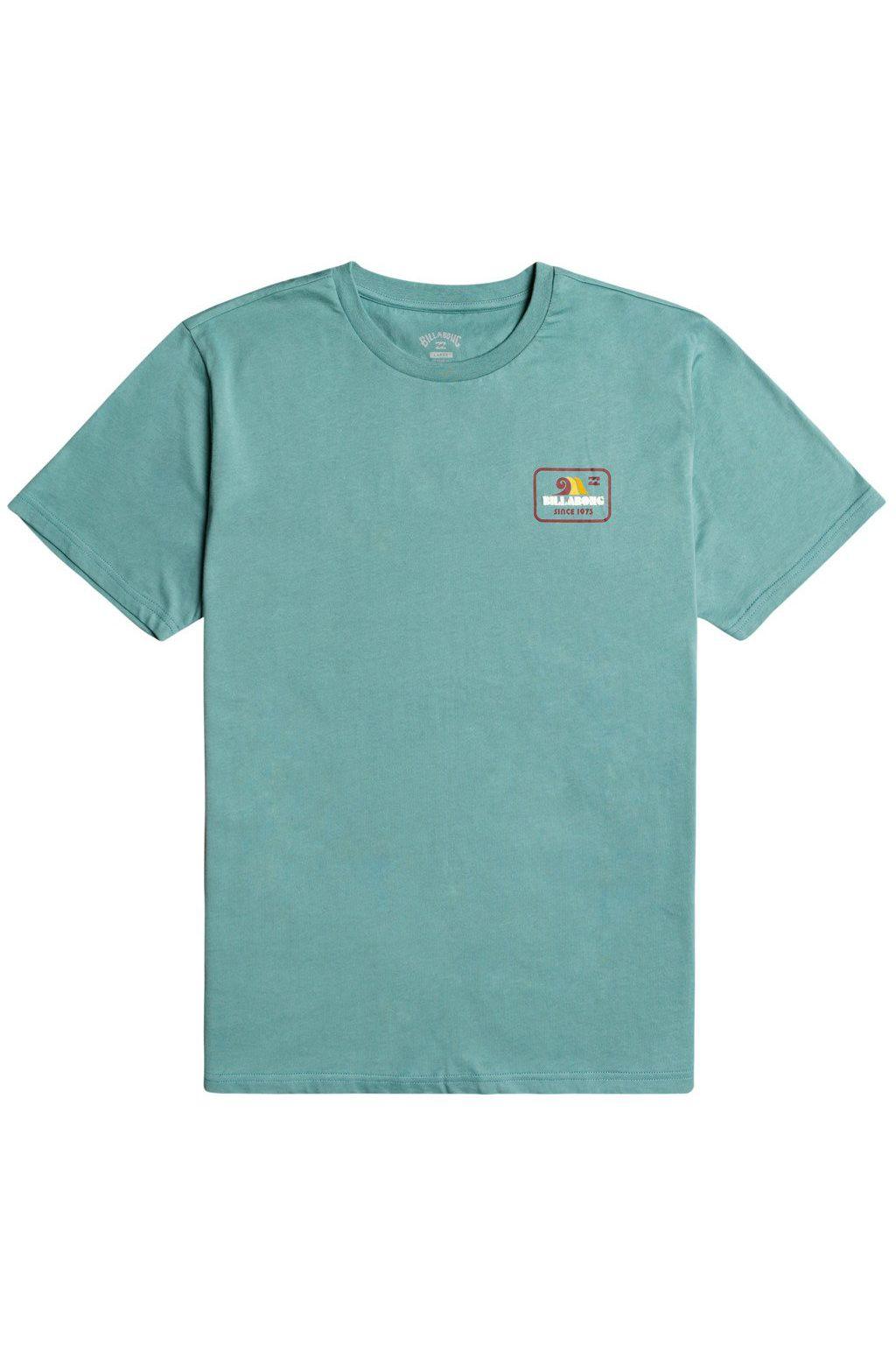 T-Shirt Billabong WALLED SS Light Marine