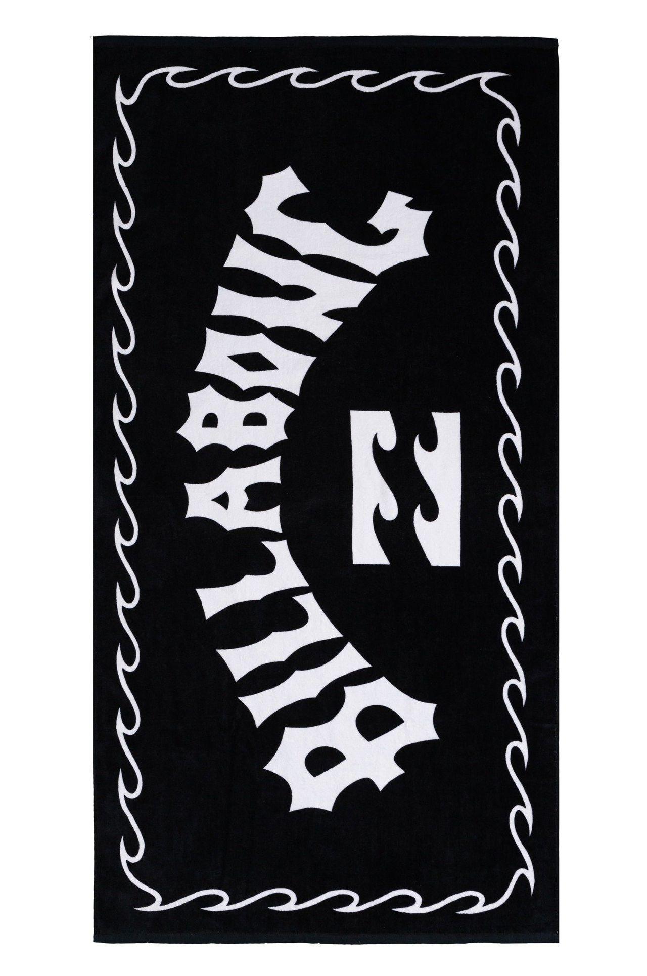 Billabong Beach Towel ARCH WAVE TOWEL Black