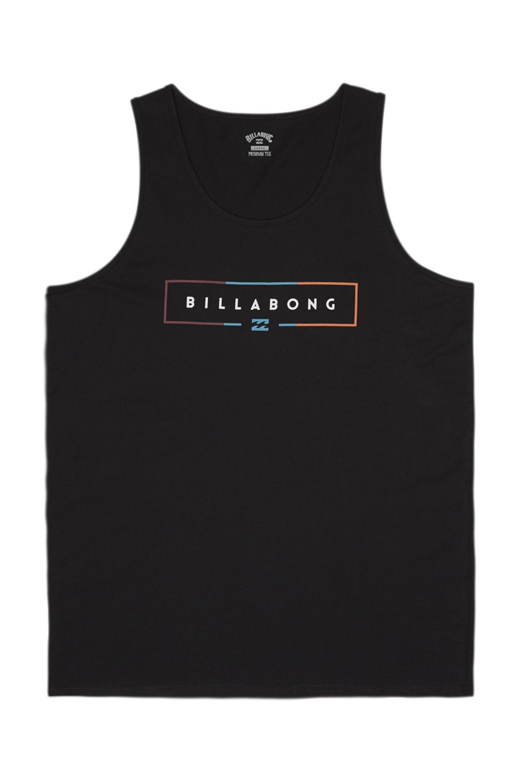 Billabong T-Shirt Tank Top UNITY Black