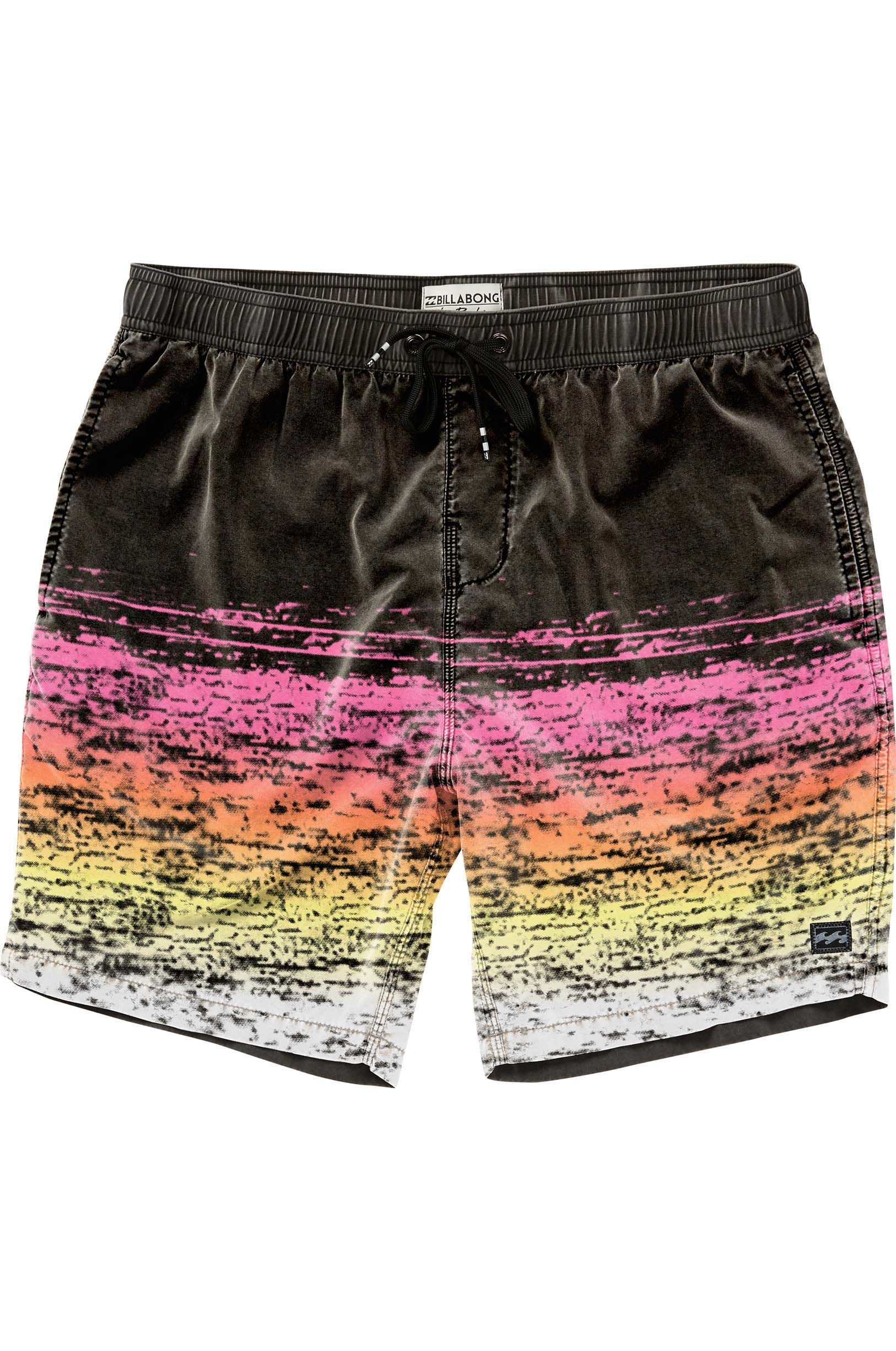 Volleys Billabong SUNDAYS LAYBACK 16 Magenta