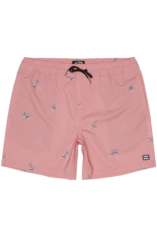 Billabong Boardshort Volleys SUNDAYS PIGMENT Pink