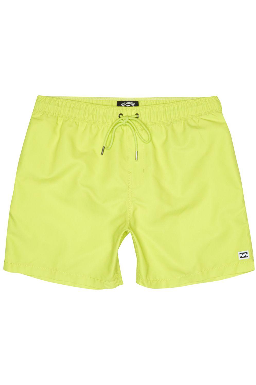 Billabong Boardshort Volleys ALL DAY LB Neon Yellow