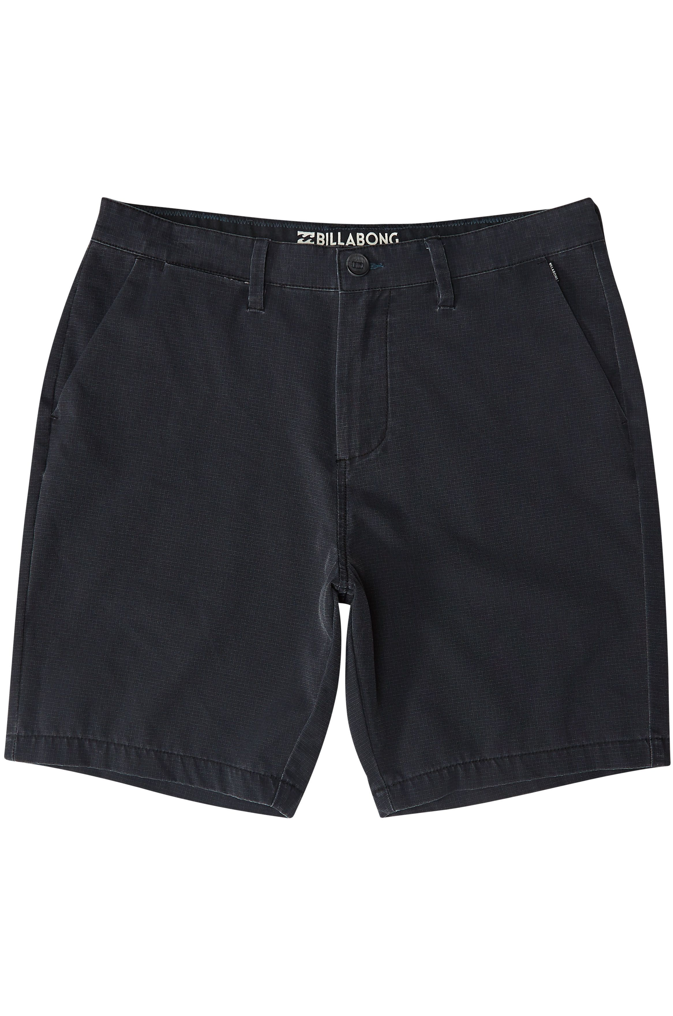 Walkshorts Billabong NEW ORDER X RIPSTOP Black