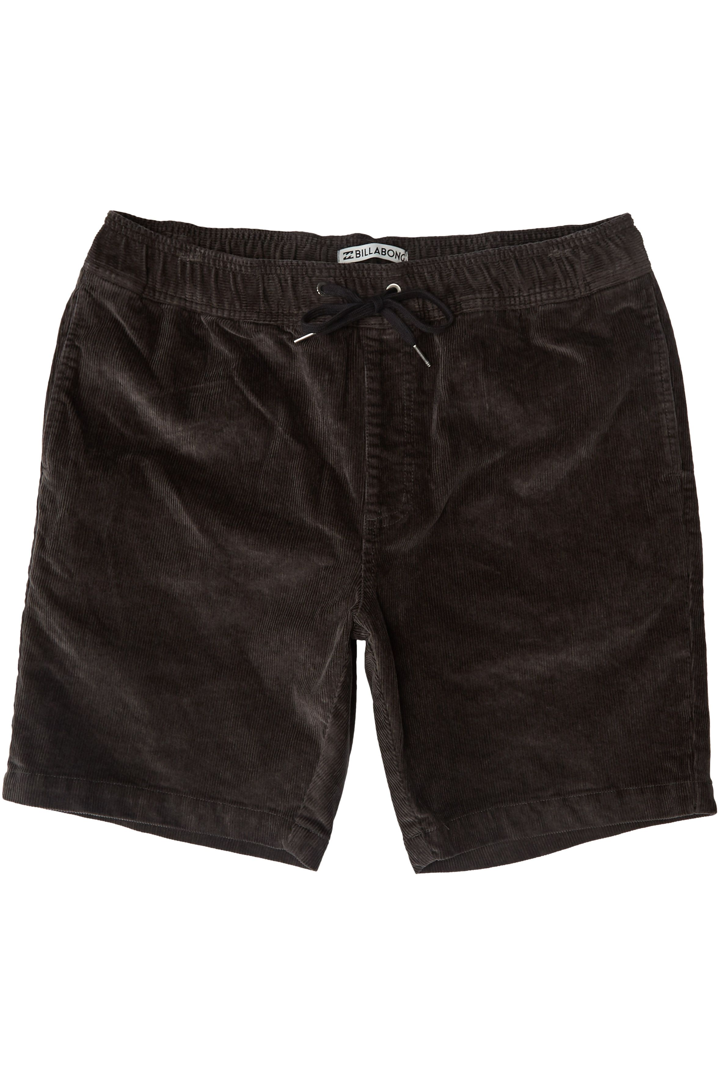 Walkshorts Billabong LARRY LAYBACK CORD Raven