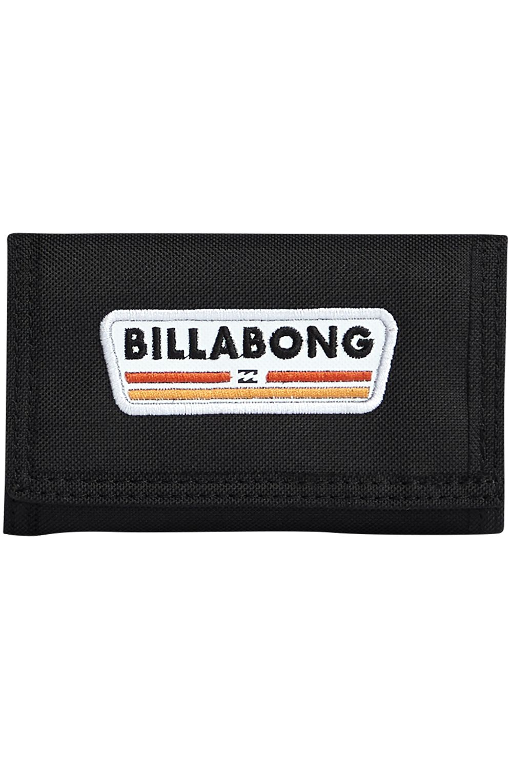 Carteira Billabong WALLED 600D Black