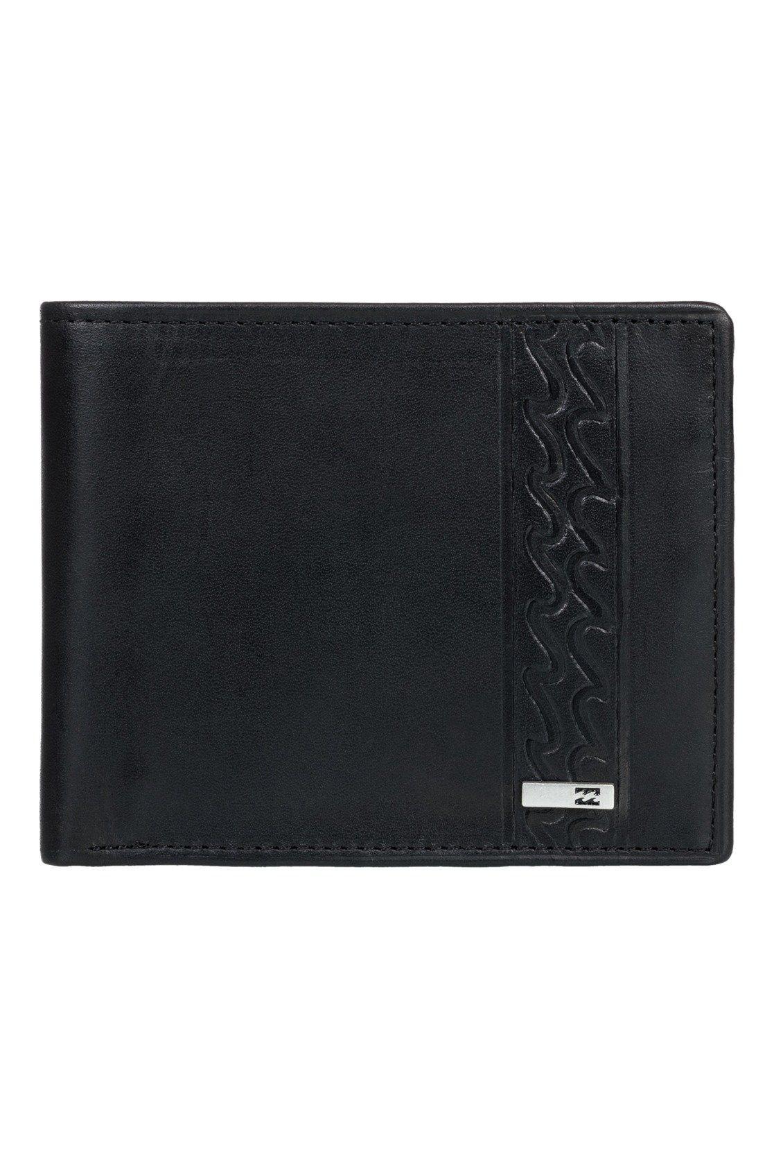 Billabong Leather Wallet DBAH Black