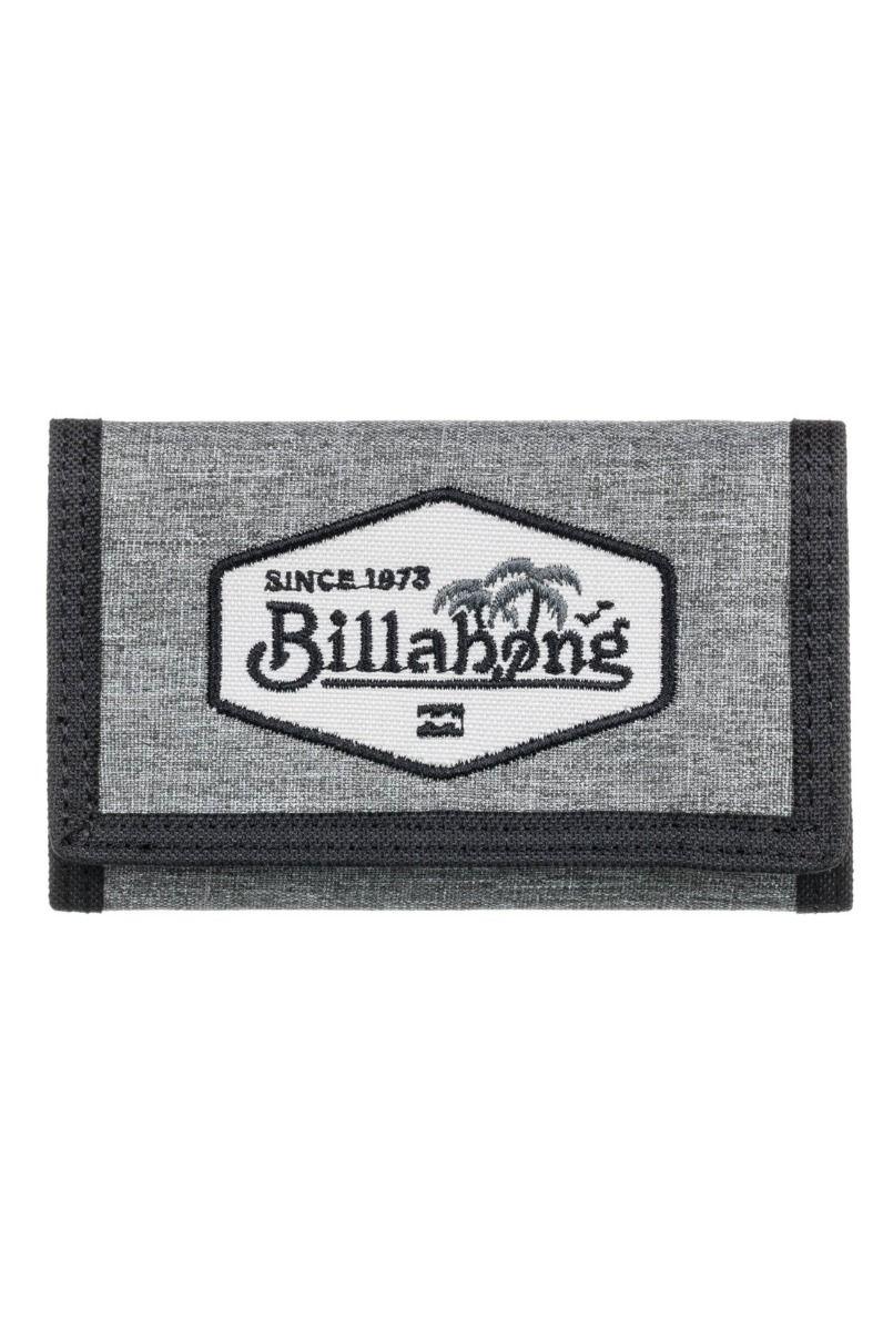 Billabong Wallet WALLED LITE Grey Heather