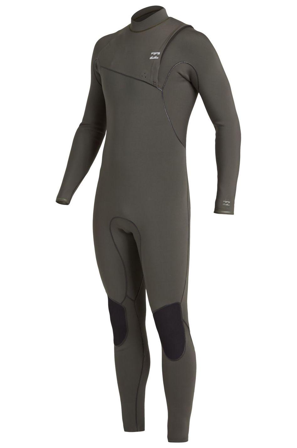 Billabong Wetsuit 302 FURNACE NATURAL Black Moss 3x2mm
