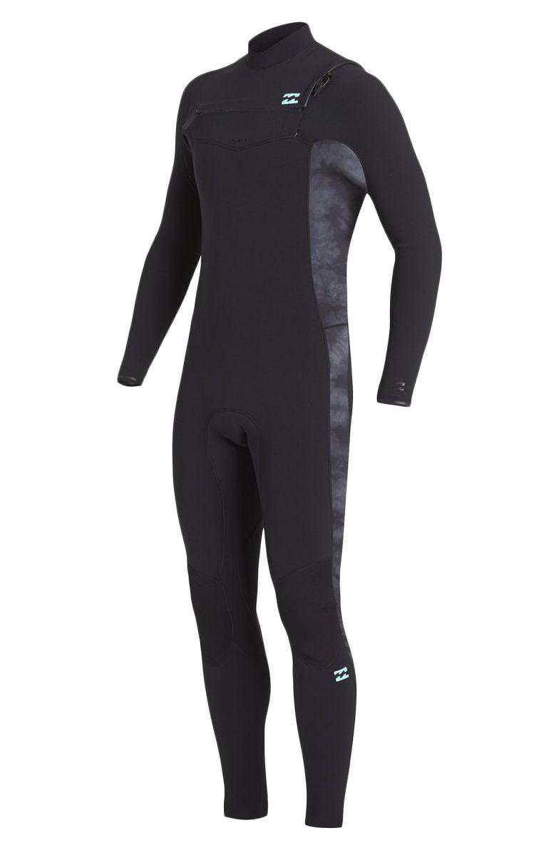 Billabong Wetsuit 302 REVO PRO CZ GBS Black Tie Dye 3x2mm