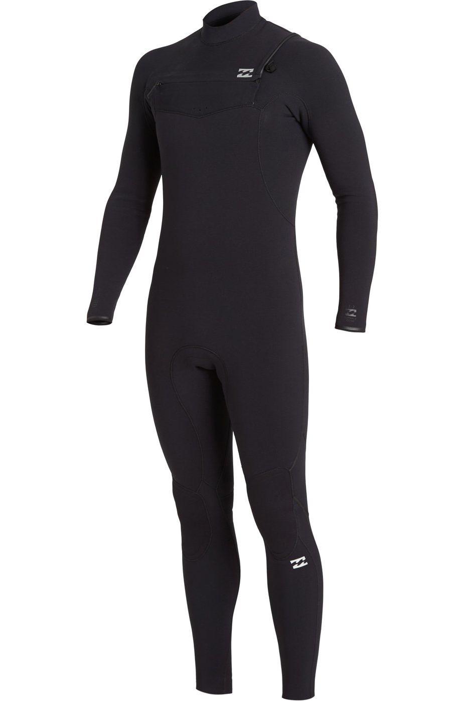 Billabong Wetsuit 403 FURN COMP CZ GBS Black 4x3mm