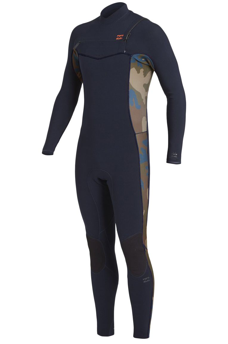 Billabong Wetsuit 403 REVO PRO CZ GBS Navy 4x3mm