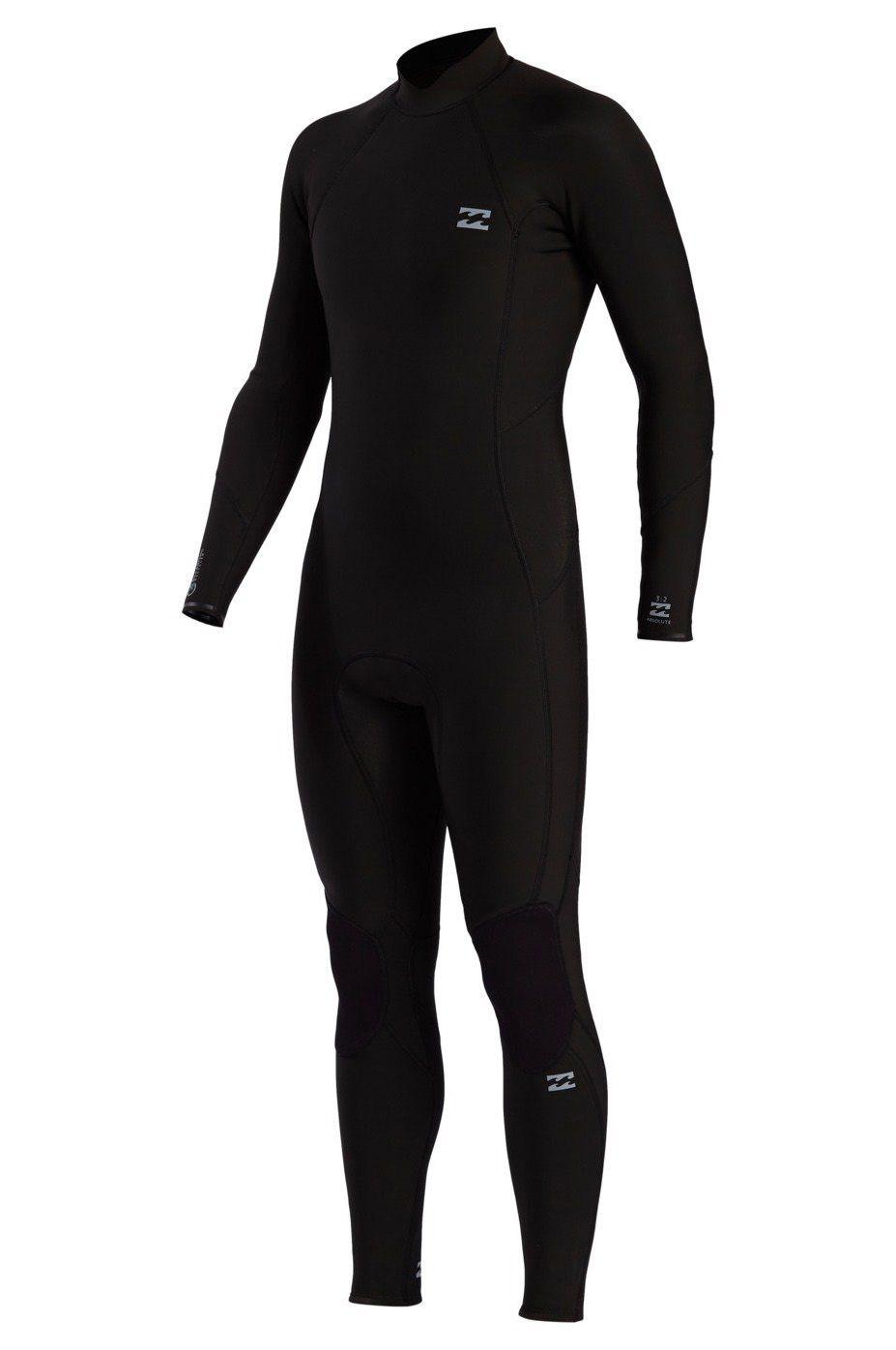 Billabong Wetsuit 302 ABSO BZ FLATLOCK Black 3x2mm