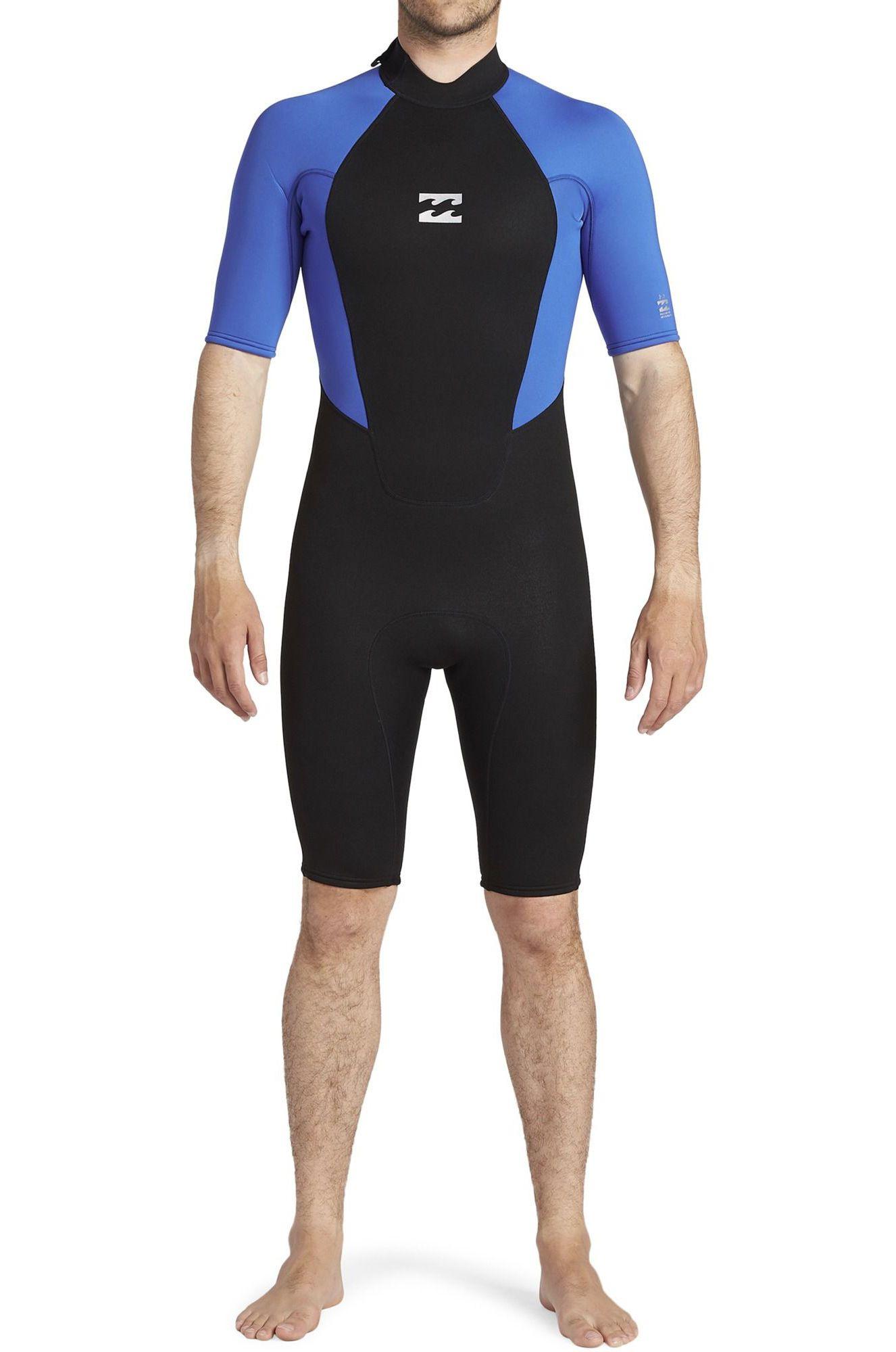 Billabong Wetsuit 22 INTRDR BZ FL SP Blue 2x2mm